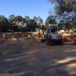 Memory Lane Cottage Tampa Palms Construction    November 2014  00